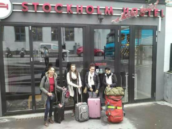 Stockholm Hostel: Em Estocolmo com as melhores cias