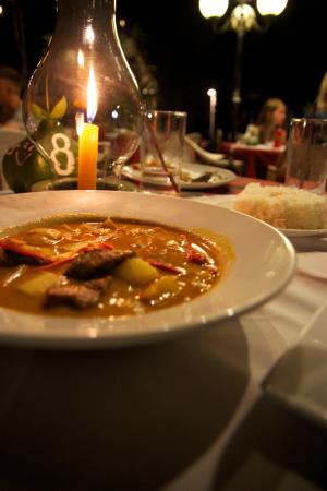 Octopus Restaurant: Massaman