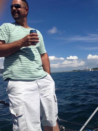 Mad Max Sailing: Beer and sailing
