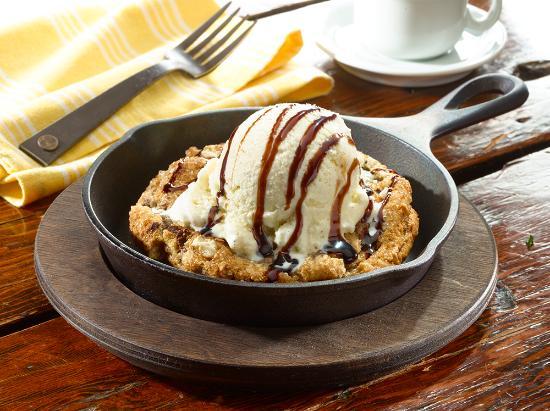 Charleston, Западная Вирджиния: Skillet Cookie