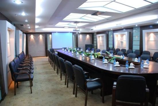 Rare-Earth International Hotel: Meeting Room