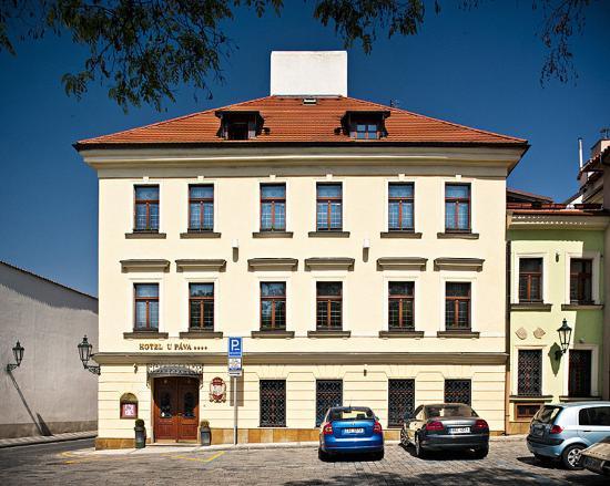 Photo of Hotel U Pava Prague