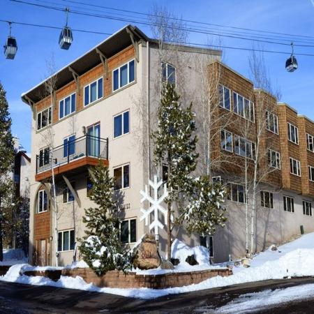 Photo of Ski Trail Condominiums Steamboat Springs
