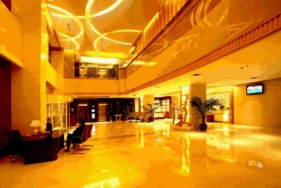 New Century Hotel: Lobby