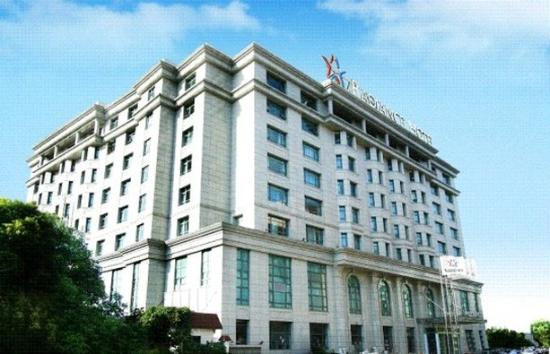 Radiance Hotel Shanghai: Exterior