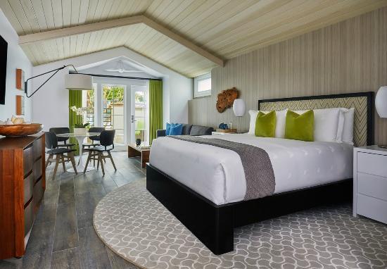 Fairmont Miramar Hotel & Bungalows: Premier Bungalow King