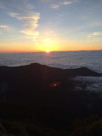 Mt. Tsubakuro Foto