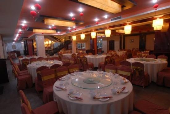 Xingyang, China: Restaurant
