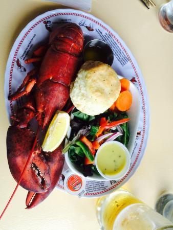 All Aboard Restaurant: Lobster