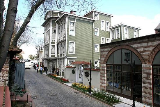 Photo of Hotel Yesil Ev Istanbul