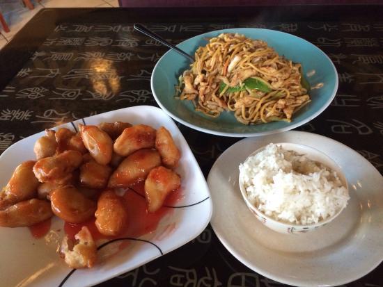 Best Asian Food Ithaca