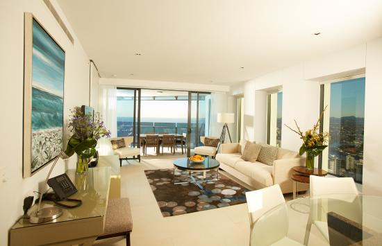 Peppers Soul  3 Bedroom Skyview. 3 Bedroom Skyview   Picture of Peppers Soul  Surfers Paradise