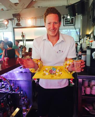 Порт-Сент-Люси, Флорида: Keith @ The Slice Bar