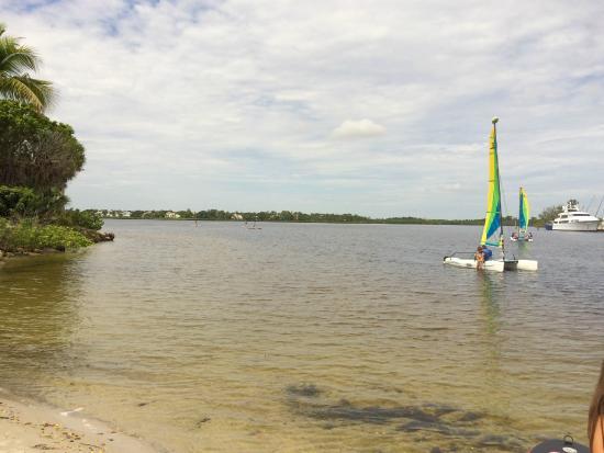 Порт-Сент-Люси, Флорида: St. Lucie River