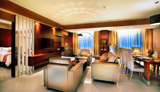 Aston Tanjung Pinang Hotel and Conference Center: President Suite