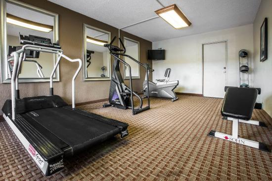 Quality Inn Anderson: SCFITNESS