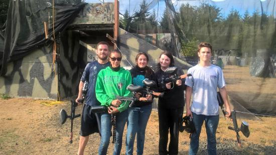 Master Blaster's Paintball Park