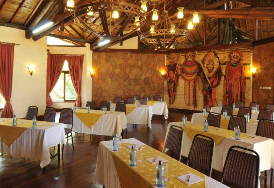 Ol Tukai Lodge: Meeting Room