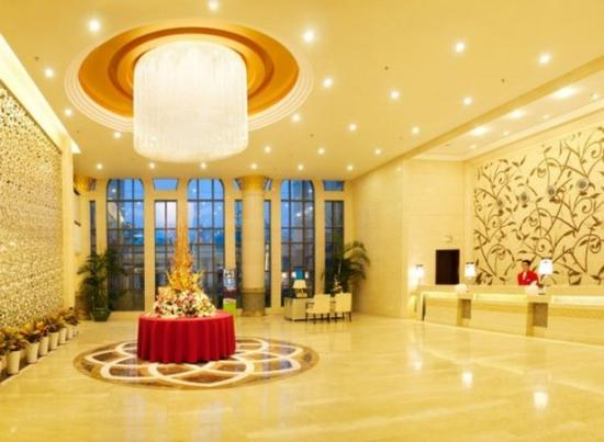 Nan Feng Business Hotel: Lobby