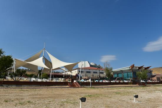 The Crescent Beach Hotel Under Sun