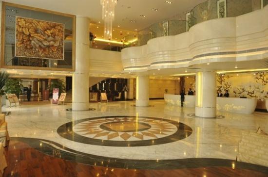 Foreign Businessmen Club : Lobby
