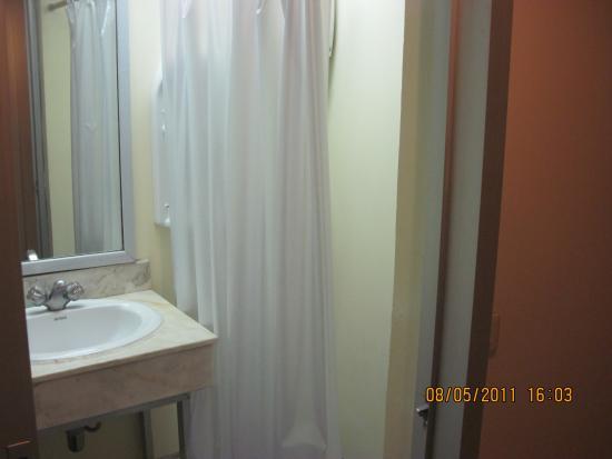 Pratunam City Inn: Wash Room