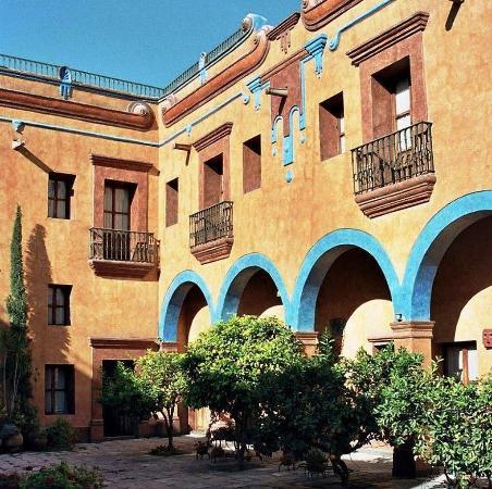Hotel Meson de la Merced: Patio