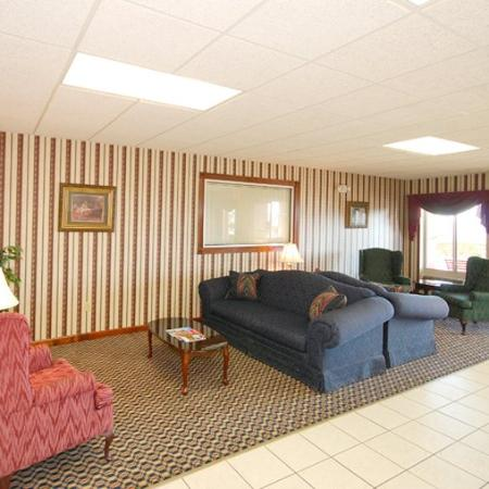 Springfield Inn: Lobby View