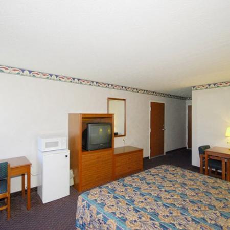 Springfield Inn: Guest Room