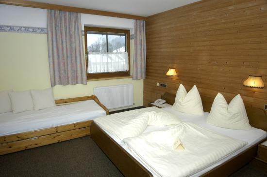 Hotel Gaensleit: familyroom