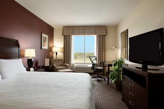 Hilton Garden Inn New Braunfels Hotel:  King Guest Room