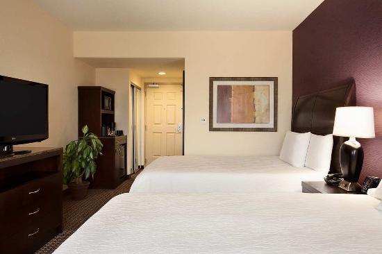 Hilton Garden Inn New Braunfels Hotel: Queen Guest Room