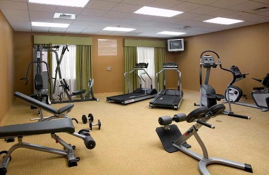 Hilton Garden Inn New Braunfels Hotel: Fitness Center