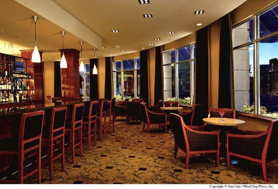 Hilton Garden Inn New Braunfels Hotel: Lounge