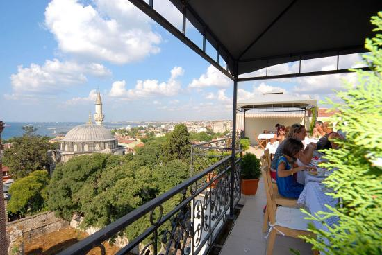Ada Hotel Istanbul: Restaurant