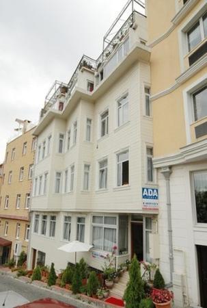 Ada Hotel Istanbul: Exterior