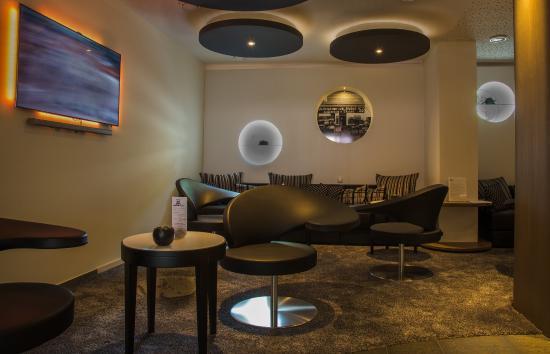 Lounge_TOP Hotel Esplanade Dortmund