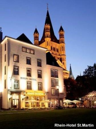 Rhein Hotel St.Martin
