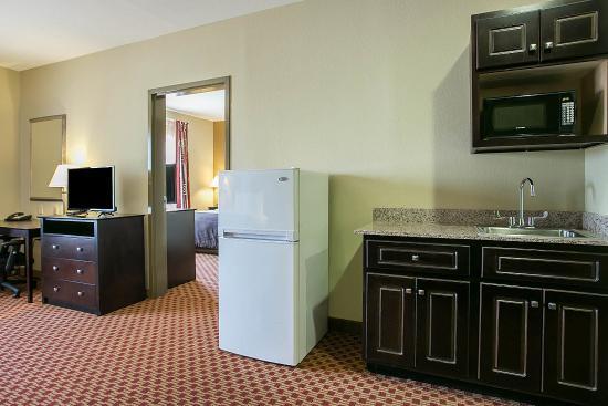 Comfort Inn & Suites Near Fort Gordon: Guest Room