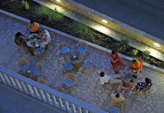 Villa Katarina: Bar/Lounge