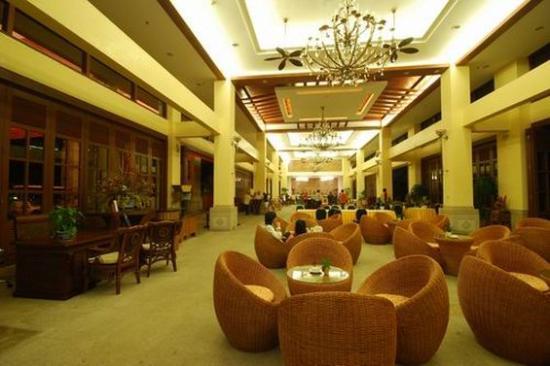 Yuhai Internationl Resort : Bar/Lounge