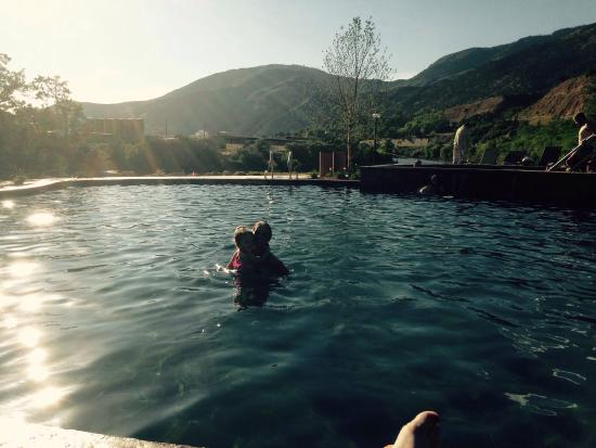 Iron Mountain Hot Springs