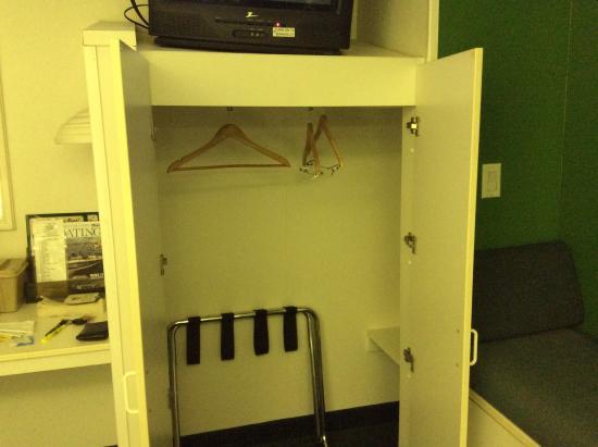 Holiday Lodge: Storage galore