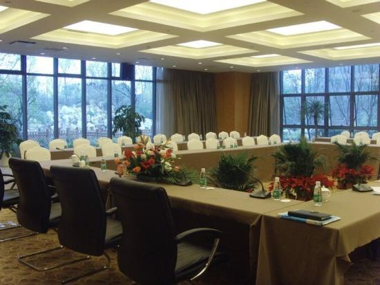 Sichuan Tennis International Hotel: Meeting Room