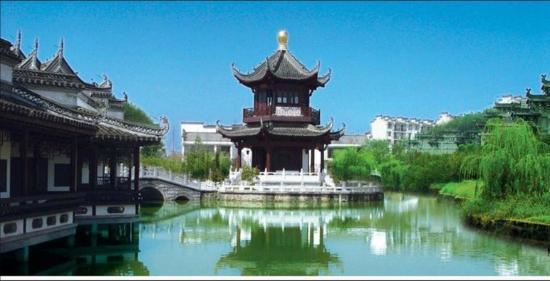 Huashang Hotel: Exterior