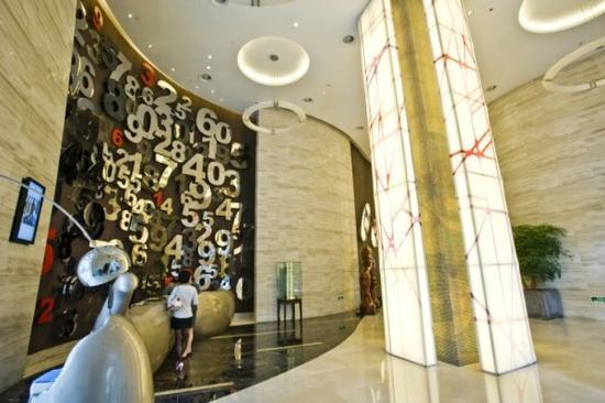 E.M Grand Hotel: Lobby