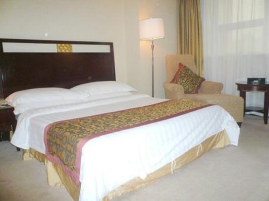 Shandong Perle Assorti Int'l Hotel: Economic King Room