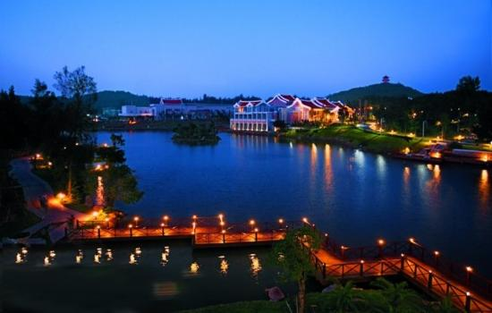 Quanzhou Guest House: Exterior