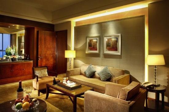 Quanzhou Guest House: Deluxe Suite