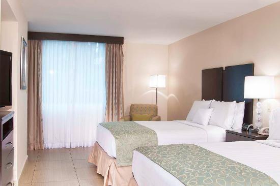 DoubleTree By Hilton Panama City: 2 Double Beds Non Smoking